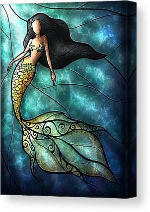 Under The Sea Canvas Prints