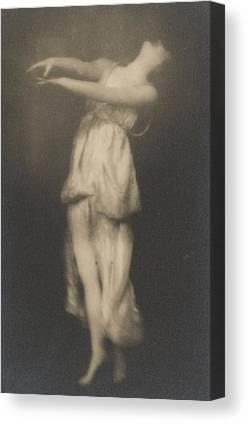 Isadora Duncan Canvas Prints
