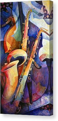 Cellos Canvas Prints