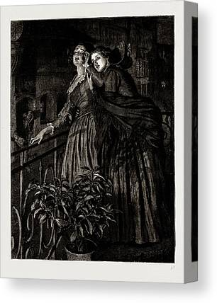 Casterbridge Canvas Prints