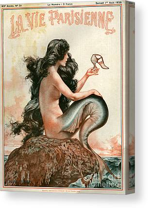Mythological Creatures Canvas Prints