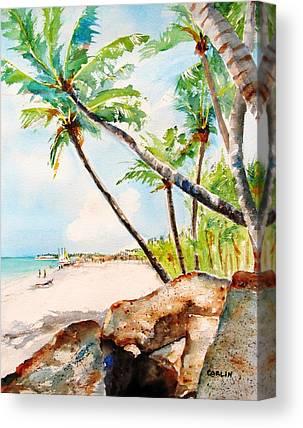 Cana Island Canvas Prints