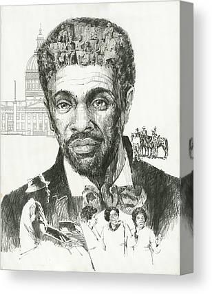 Freed Slaves Canvas Prints