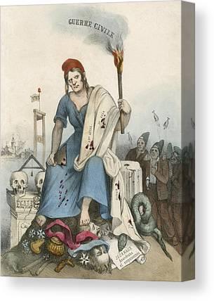 Extremism Canvas Prints