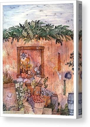 Sukkot Canvas Prints