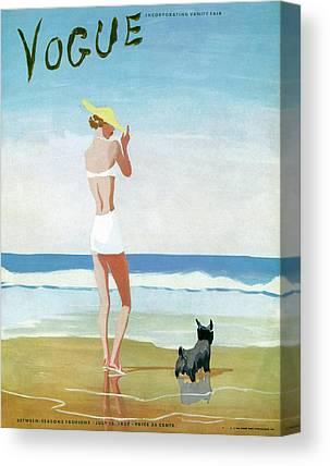 Swimwear Canvas Prints