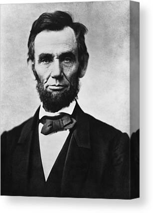 U. S. Presidents Canvas Prints