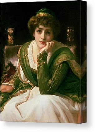 Desdemona Canvas Prints