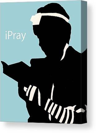 Ipray Canvas Prints