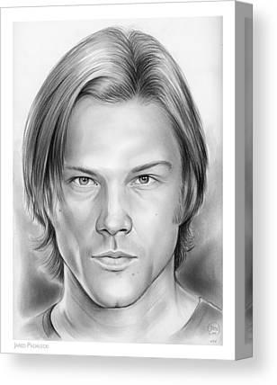 Jared Canvas Prints
