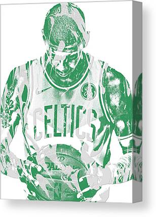 Kyrie Irving Canvas Prints