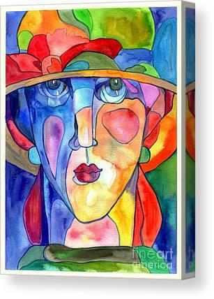 Cezanne Canvas Prints