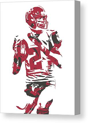 Matt Ryan Canvas Prints