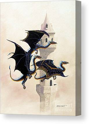 Dragon Canvas Prints