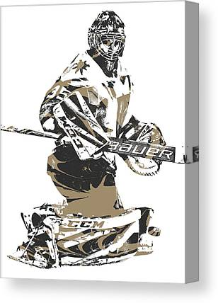 Vegas Golden Knights Canvas Prints