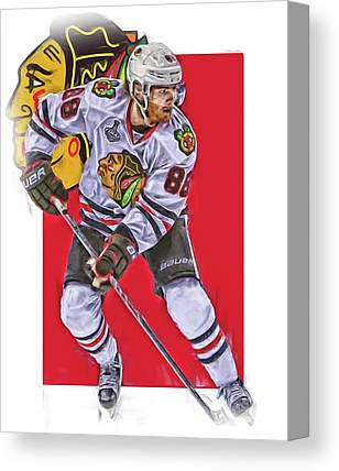 Patrick Kane Canvas Prints