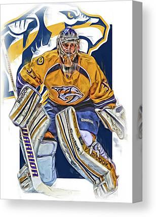 Nashville Predators Canvas Prints