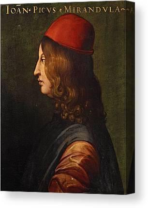 The Uffizi Gallery Canvas Prints