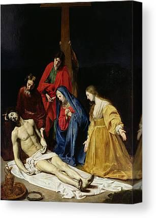 St Mary Magdalene Photographs Canvas Prints