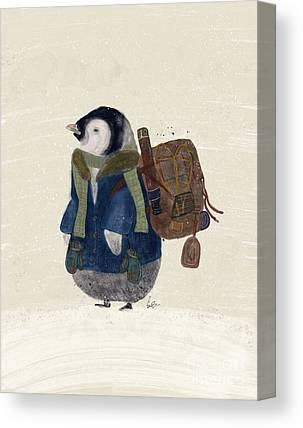 Explorer Canvas Prints