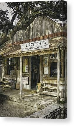 Wood Siding Canvas Prints