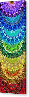 Aura Canvas Prints