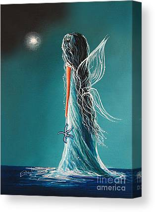 Faery ists Paintings Canvas Prints