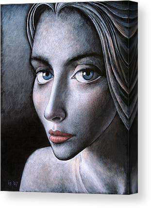 Beautiful Eyes Canvas Prints
