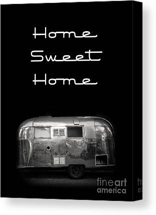 Home-sweet-home Canvas Prints