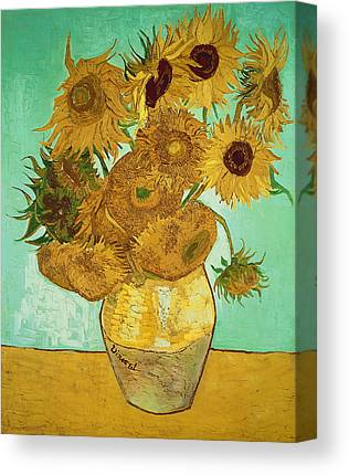 Vincent Canvas Prints