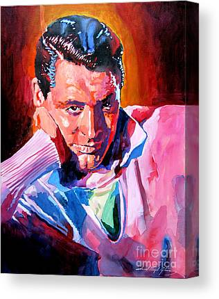 Cary Grant Paintings Canvas Prints