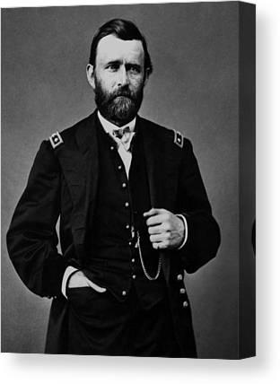 General Grant Canvas Prints
