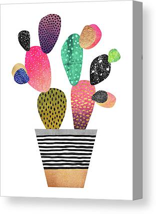 Planter Canvas Prints