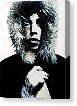 Rolling Stone Canvas Prints