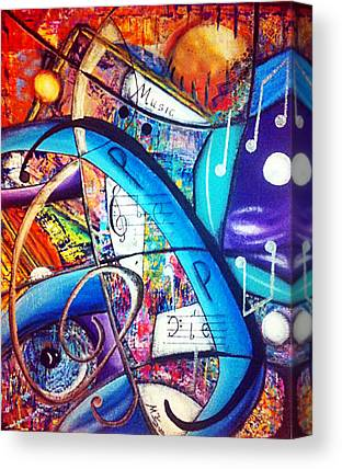 Michael Ferguson Canvas Prints