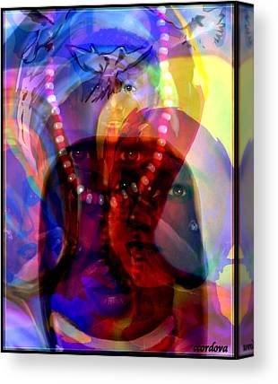 Santeria Canvas Prints