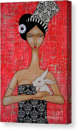 Frida Kahlo Canvas Prints
