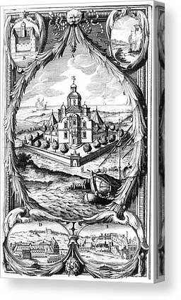 Historia Canvas Prints