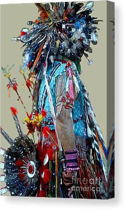 Powwow Canvas Prints