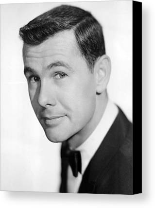 Johnny Carson Canvas Prints