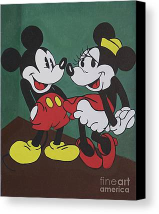 Disney Paintings Limited Time Promotions