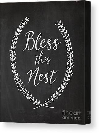 Nest Canvas Prints