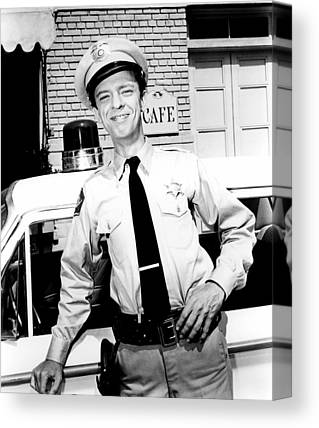 The Andy Griffith Show Canvas Prints
