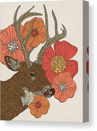 Floral Photographs Canvas Prints