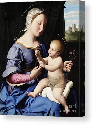 Italianate Canvas Prints