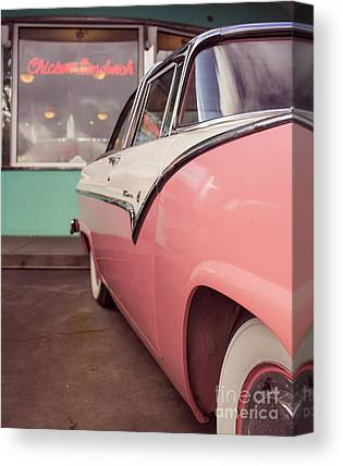 Mels Drive-in Canvas Prints
