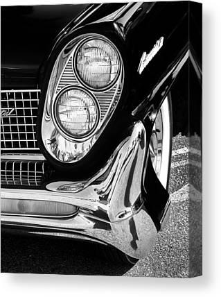 Car Auction Canvas Prints