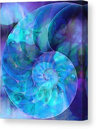 Sea Shell Canvas Prints