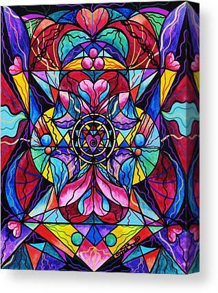Healing Image Paintings Canvas Prints