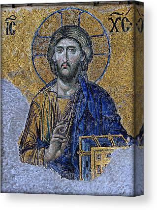 Eastern Orthodox Canvas Prints